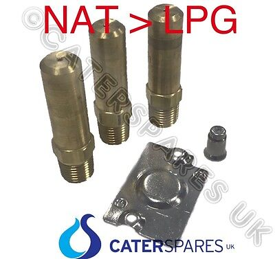 Imperial Cifs40 Fryer Natural To Lpg Gas Conversion Kit For Robertshaw Valve