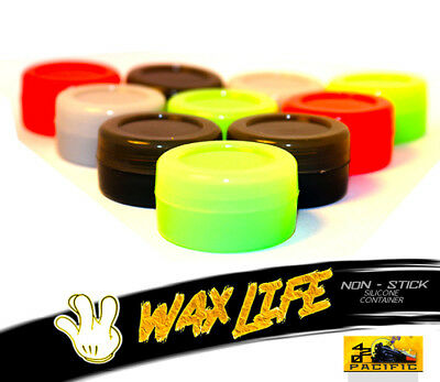 7ml WAX - LIFE Silicone Nonstick Container 4X + FREE GIFT
