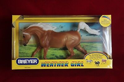 Breyer # 1463 Weather Girl Sunny  Treasure Hunt ~ Free Shipping