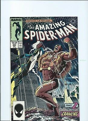 The Amazing Spider-Man #293 (Oct 1987, Marvel) VF