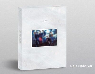 DAY6 - MOONRISE (Vol.2) [Gold Moon ver.] CD+Photobook+2Photocards+Poster
