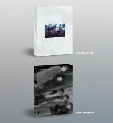 DAY6 - MOONRISE [Gold Moon+Silver Moon ver. SET] 2CD+2Folded Poster+Tracking no.