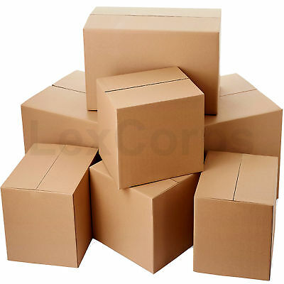 25 Qty Shipping Boxes, choose from 200 Different Sizes