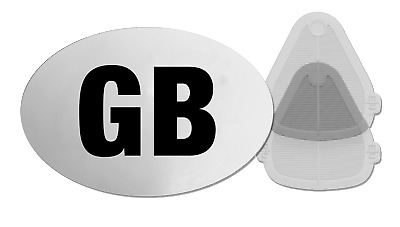 Headlight Deflector Free GB Sticker - UNIVERSAL ( LHD OR RHD )
