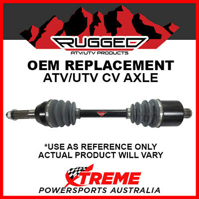 Rugged PAXL-2015 Arctic Cat 550 TRV CRUISER 2012 Front Left Driveshaft CV AXLE