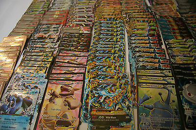 Pokemon TCG Assorted 100 Card Lot - Perfect Xmas Gift! Parents contact me! EX GX