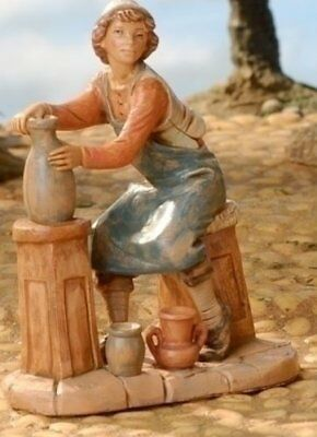 7.5 Inch Scale Fontanini Andrew the Potter 52823