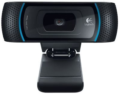 Logitech B910 HD Webcam (IL/RT5-960-000683-UG)