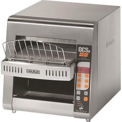 Holman - QCSE2-500 - Conveyor Toaster With Electronic Controls 500 Slices/Hr