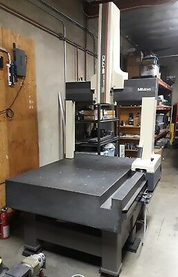 Mitutoyo Bh 710 Coordinate Measuring Machine
