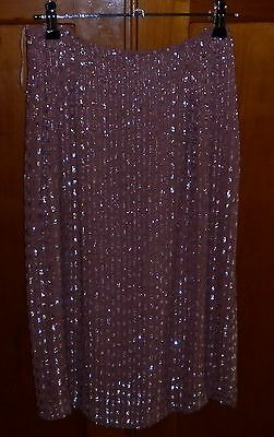 Vintage Collette Dinnigan Beaded Small Skirt Excellent Condition