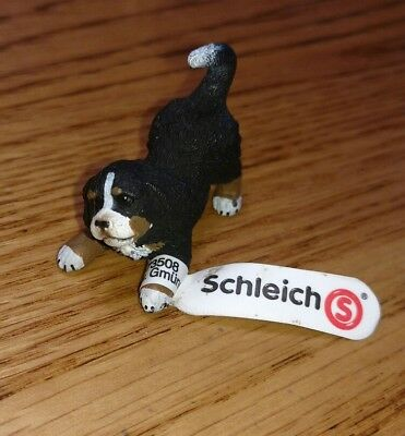 NEW! NWT Schleich Bernese Mountain Dog Puppy
