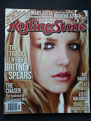 Rolling Stone #677 Britney Spears