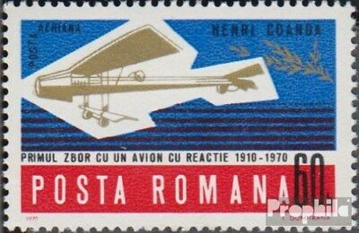 Romania 2896 (complete issue) unmounted mint / never hinged 1970 Henry Coanda