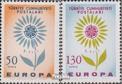 Turkey 1917-1918 (complete issue) unmounted mint / never hinged 1964 Europe