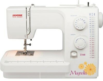 JANOME MAGNOLIA 40 Sewing Machine Mechanical In Original Delectable Magnolia 7318 Sewing Machine