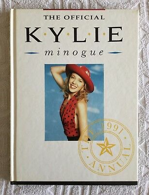 The Official Kylie Minogue Annual 1991