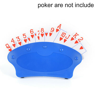 Playing card Holders poker base game organizes hands for easy play poker stand、