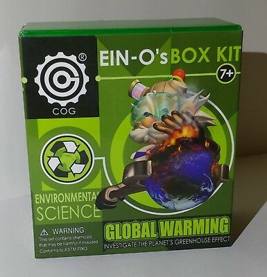 Ein O Science - Environmental Science - Global Warming - Box Kit by COG