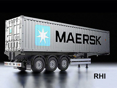 Tamiya 40Ft Container Trailer (T56326)