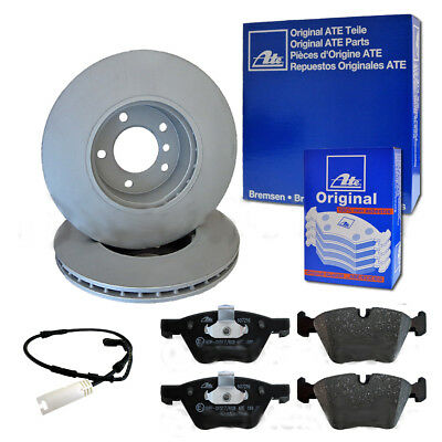 Ford S-max 2.0 TDCi MPV 161bhp Front Brake Pads Discs 300mm Vented