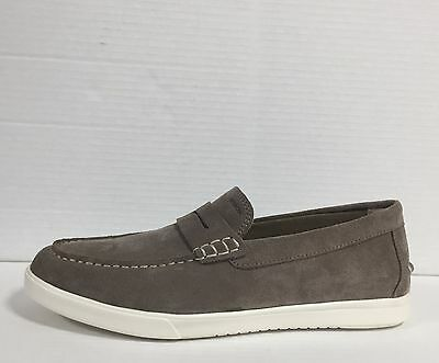 d6a5e22582b08 GEOX MEN S SHOES Loafers Light In Soft Suede Taupe Line Walee U722Cc ...