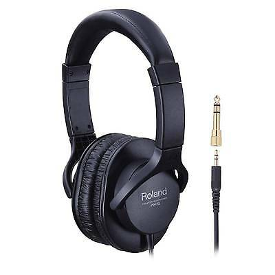 Roland RH5 Headphones - Closed Back Stereo Headphones - FREE Express Delivery
