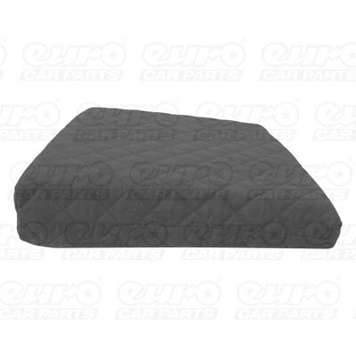 Carpoint CPT0323290 Car Seat Cushion Cover Protector Basic Black 40cm x 40cm