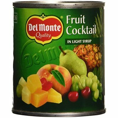 Del Monte Fruit Cocktail in Syrup 227 g (Pack of 12)