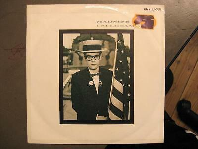 "Madness ""uncle Sam"" - 7"" Single"