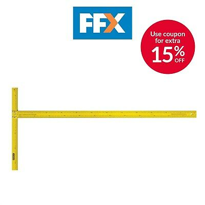 Stanley STA105894 Drywall T Square Metric 1200mm