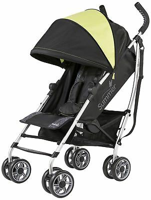 Summer Infant 3D Zyre Convenience Baby Stroller, Lime Punch