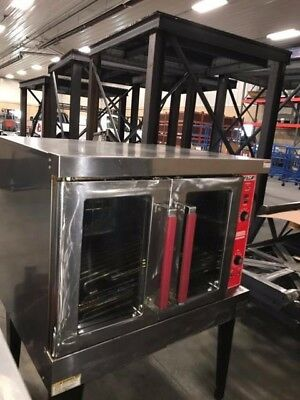 Vulcan VC4GD-10 Gas Convection Oven with New Dorman Fittings