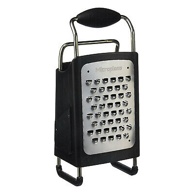 Microplane Specialty Series Box Grater - Multi Grater - 4 Sides - 4438