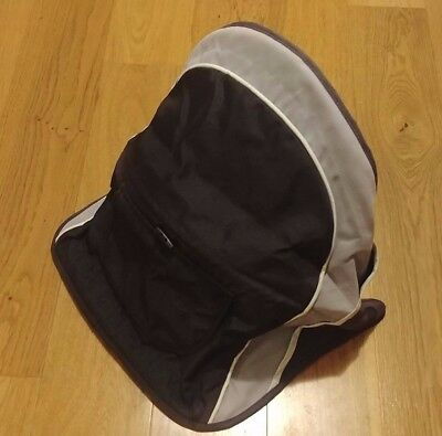 Baby Trend Expedition Jogger Replacement Canopy Phantom