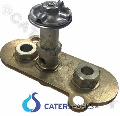 Berto 27291100 Three Flame Gas Pilot Assembly For Lava Rock Grill Pasta Cooker