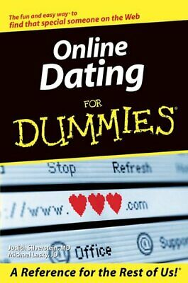 Online Dating for Dummies by Judith Silverstein 9780764538155 (Paperback, 2003)