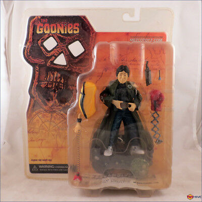 The Goonies - Data movie action figure made by Mezco Toys 2007 - worn box