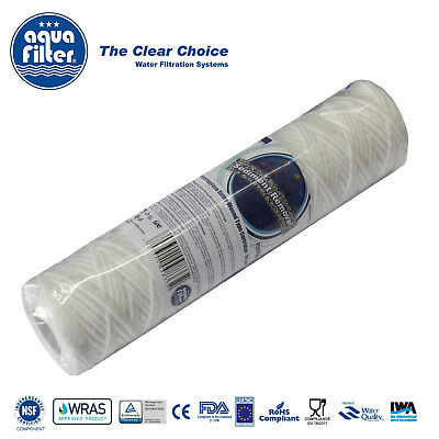 AICRO-QC Activated Carbon Water Filter GAC for Reverse Osmosis Undersink Fridge