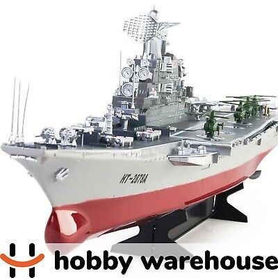 1/275 Scale Radio Control Aircraft Carrier RC Warship