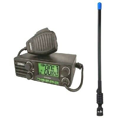 Extension Speaker New Uhf Cb Radio Uniden Ms100 Suit Uniden Gme Oricom 4Wd