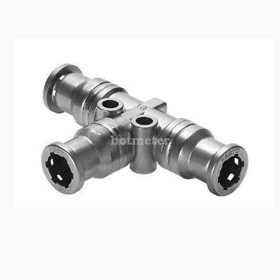 H● FEATO CRQST-10 Push-in T connector 130671 6.1mm