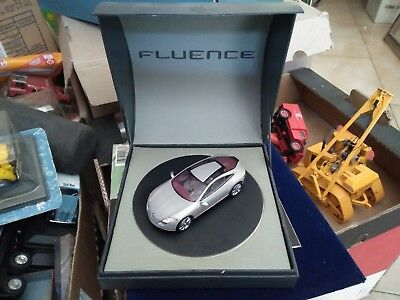 Boxset Norev 1/43 Concept Car Renault Fluence 2004 New Renault Shop