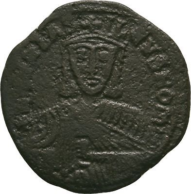 Ancient Byzantine 886-912 AD Leo the Wise Constantinople Follis