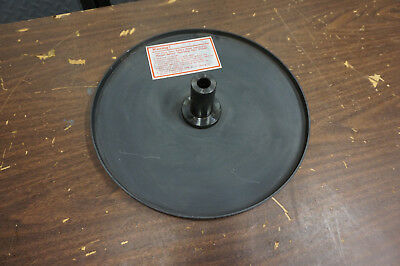 "Shopsmith Exclusive MV Steel Conical 12"" Sanding Disc!!"