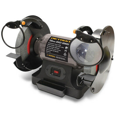"New Detroit Bench Grinder 200mm (8"")"