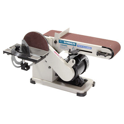 New Saber 375W Belt and Disc Sander