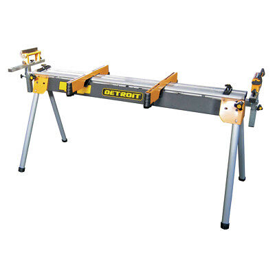 New Detroit Mitre Saw Stand Folding 2.8m Extension