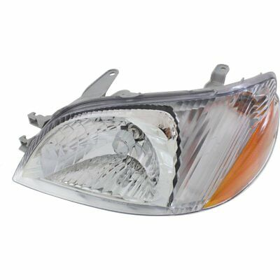 CAPA Headlight Driving Head light Headlamp Driver Left Side LH Hand TO2502134C
