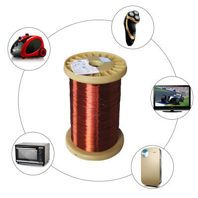 Enamelled Copper winding wire / magnet  wire 100grms full size range  SOLDERABLE